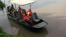 Boat Safari At The Rufiji River