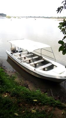 Rufiji River, Selous G.R.