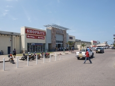 The Southern Entrance Of Mlimani City Shopping Mall
