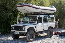 Rafting Slovenia Outdoor Galaxy