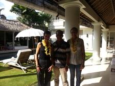 Repeater Guest Villa Bali