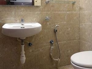 Standard Double Ac Washroom