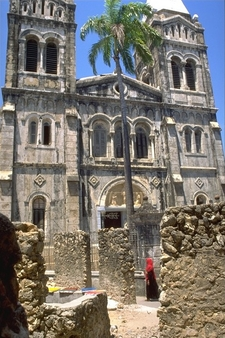 St. Joseph's Cathedral In Stone Town