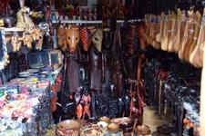 Arusha Maasai Market Shop
