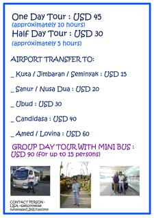 Day Tour
