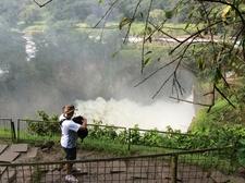 In Murchison Falls