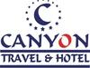 Canyon Logo White