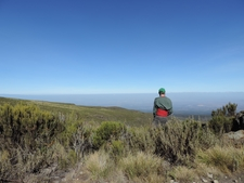 Climbing Mount Kenya, YHA Kenya Travel, Mountain Adventures.