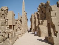 Luxor Karnak Obelisque
