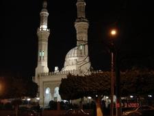 Nasser Mosque, Banha