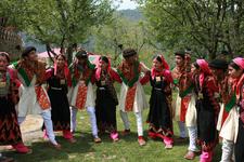 The Traditional Folk Dance