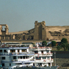 Tour Boats At The Temple Of Kom Ombo
