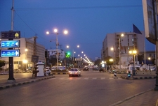 Traffic Square, Banha