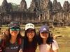 My Customers Had A Nice Photo At Bayon Temple, Siem Reap, Cambodia.