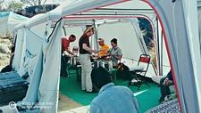 Dining Camping Mount Abu