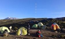 Mandara Hut Kilimanjaro