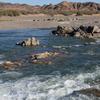 Orange River Near Rosh Pinah