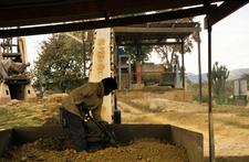 Small Gold-ore Mill At Shamva