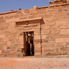The Temple Of Maharraqa In Nubia
