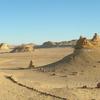 Wadi El Hitan Showing Hills