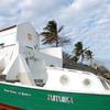 Boat At Ilha Do Ibo