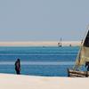Magaruque Island Beach