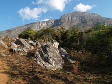 The Reserve Includes Monte Binga, The Highest Point In Mozambique