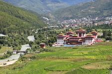 Trashichho Dzong Thimphu