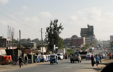 Main Street Shashamane