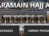 Haramain Tours Cover Page