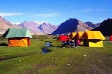 High Mountain Trekking Camp 4
