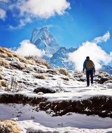 Mardi Himal Trek Brozes Dangol