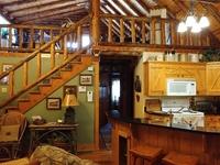 Interior Of Possum Lodge Cabins