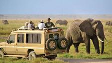 Tanzania Safari Car Copy