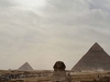 Afternoon Sun At Giza