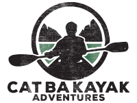 Cat Ba Kayak Adventure Square Logo B