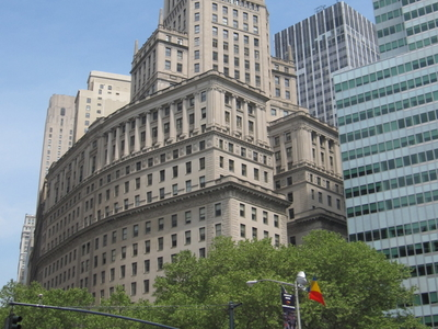 View Of 26 Broadway