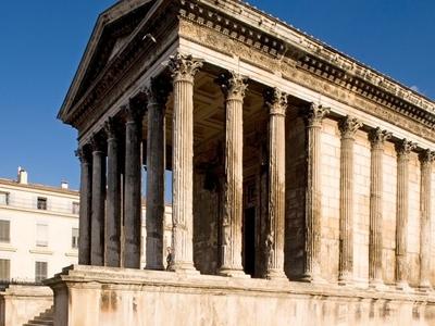 The Maison Carrée, Nîmes