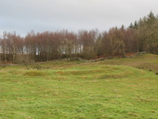 The Site Of Milecastle