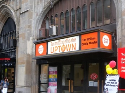 Second Stage Theatre Uptown Bwy