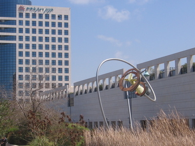 Ramat Aviv Mall And The Office Building