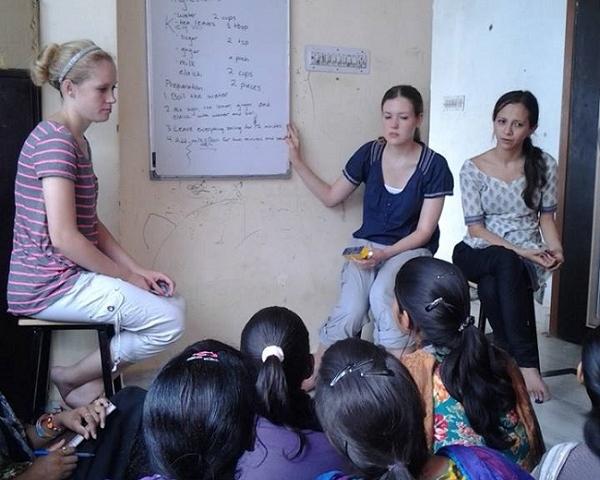 Volunteer Women Empowerment Program Photos