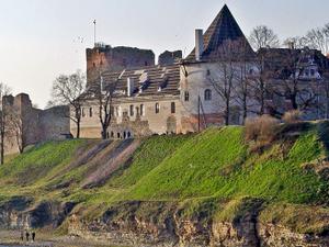 Castillo de Bauska