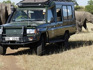 3 Days Safari In Masai Mara Fotos