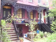Landmarked Row Houses