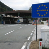 Slovenia Border Post
