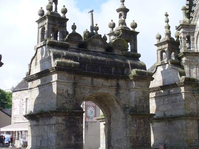 Ceremonial Entrance Arch