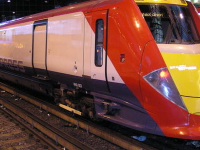 Gatwick Express At Victoria