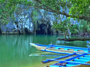 Underground River Tour in Palawan (Seven Wonders of Nature) Fotos