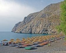 4kamari Beach Santorinisoul Com